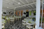 Sakis Grill House - Mykonos Tavern serving dinner