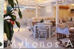 Kuzina - Mykonos Beach Restaurant serving lunch
