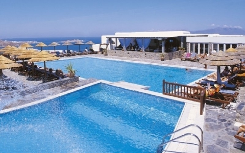 K Hotels & Thalasso Spa Center - k hotels 3 - Mykonos, Greece