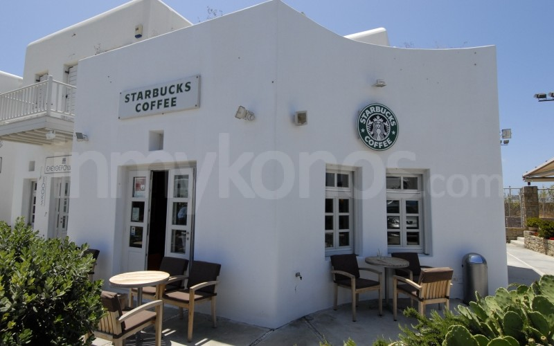 Starbucks - _MYK0677 - Mykonos, Greece