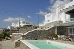 Bill & Coo - Mykonos Hotel with stereo system facilities