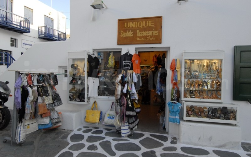 Unique-Sandal & Accessories - _MYK2298 - Mykonos, Greece