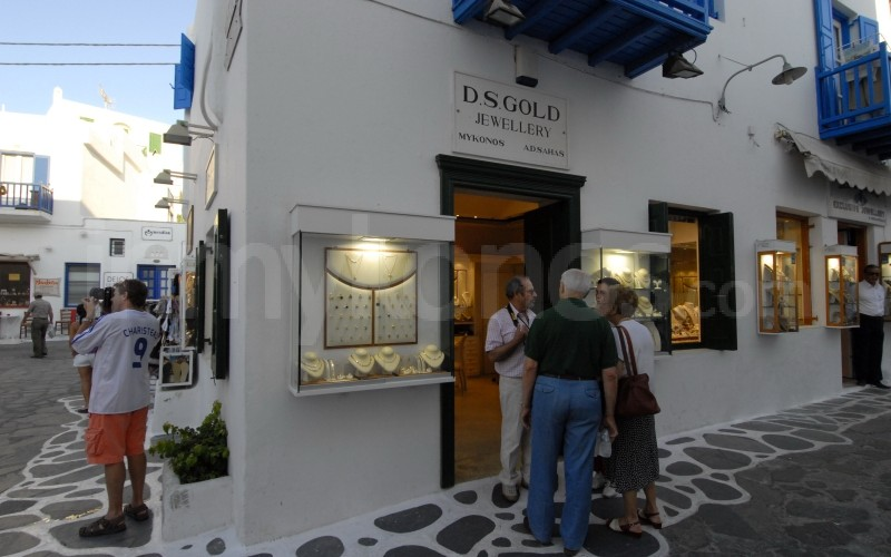 D.S Gold - _MYK2299 - Mykonos, Greece