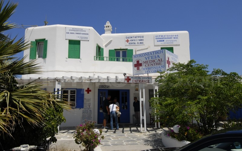 Mykonian Health, Private Medical Clinic