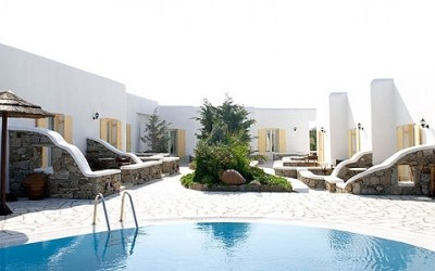 Arhontiko Pension - arhontiko 4 - Mykonos, Greece