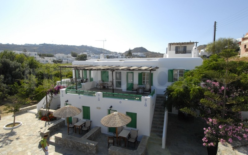Esperides Apartments & Studios - _MYK2099 - Mykonos, Greece