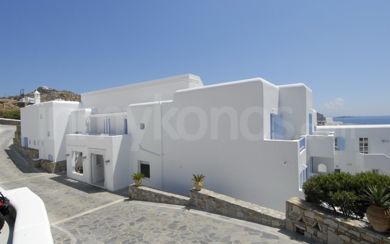 Manoulas Beach Hotel - _MYK1924 - Mykonos, Greece