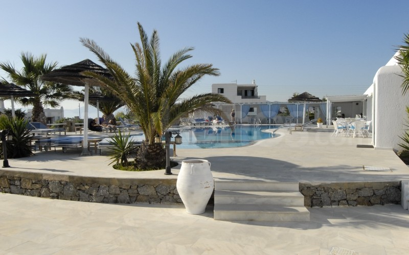 Giannoulaki Village Hotel - _MYK2198 - Mykonos, Greece