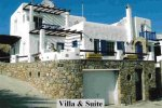 Terra e Marre Villa - Mykonos Villa with a parking