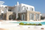 Best Villas - Mykonos Villa with a parking