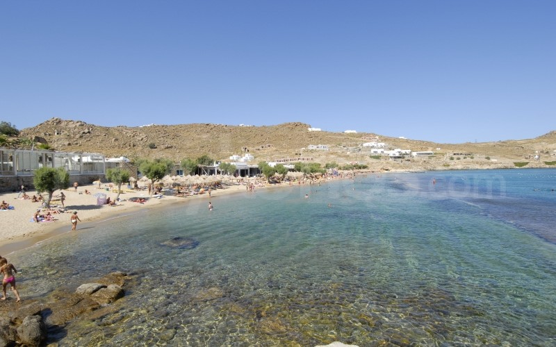 Paradise Beach - _MYK0008 - Mykonos, Greece