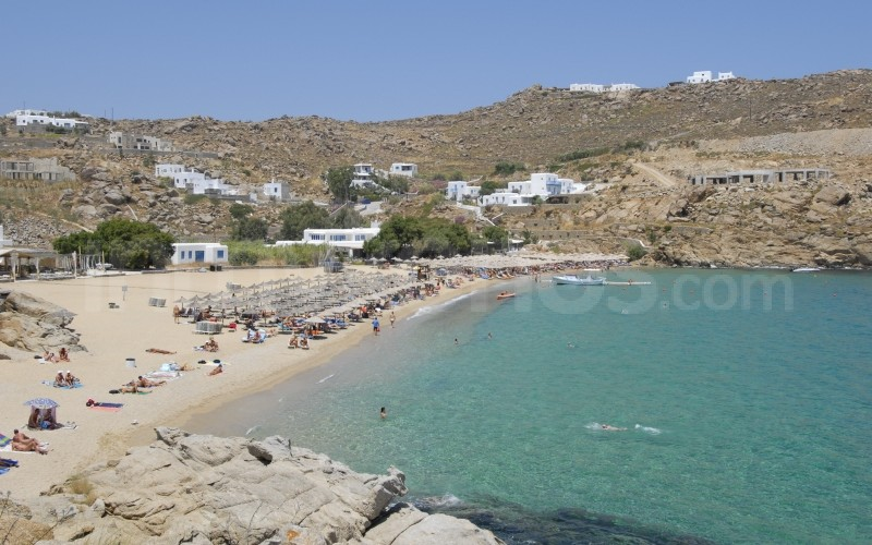 Super Paradise Beach - _MYK0174 - Mykonos, Greece