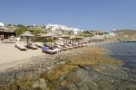 Agios Ioannis Beach - Mykonos Beach with bus transportation
