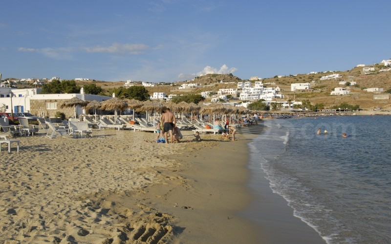 Ornos Beach - _MYK1547 - Mykonos, Greece