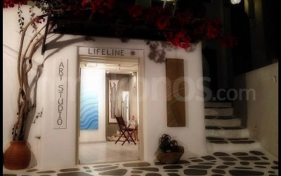 Lifeline Art Studio - image.jpg - Mykonos, Greece