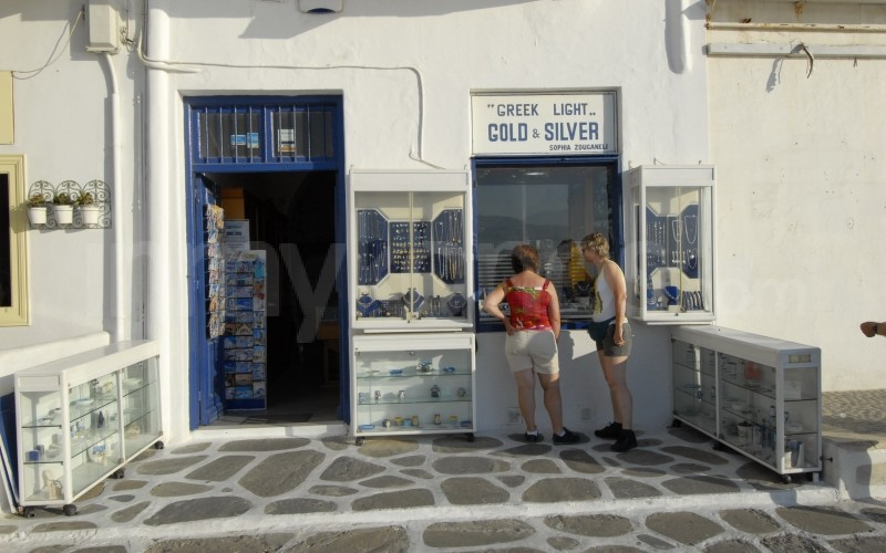 Gold & Silver - _MYK1404 - Mykonos, Greece