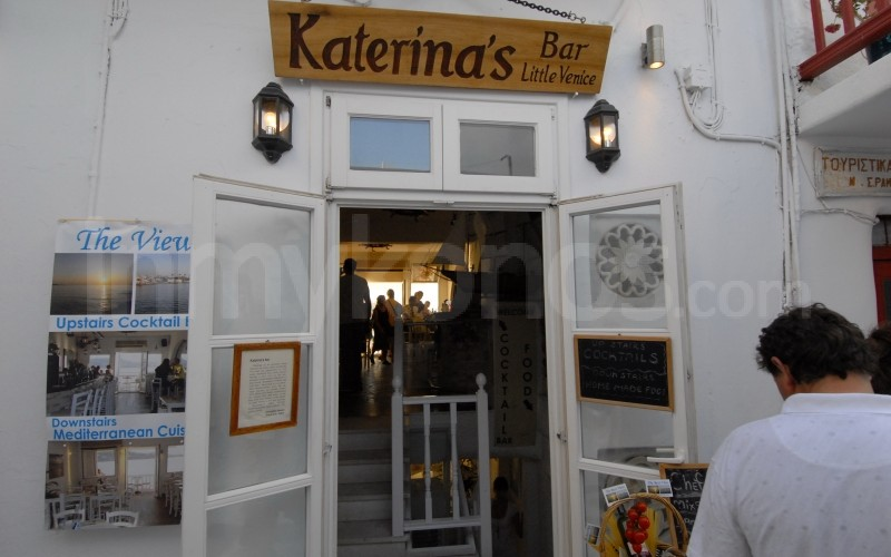 Katerina's Bar - _MYK2344 - Mykonos, Greece