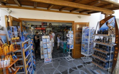 Beach Market - _MYK2157 - Mykonos, Greece