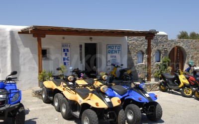 Moto Rent Sofia - _MYK2453 - Mykonos, Greece