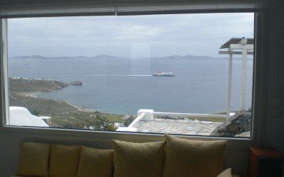 Mykonos Lux Apartment - WINDOWVIEW.JPG - Mykonos, Greece